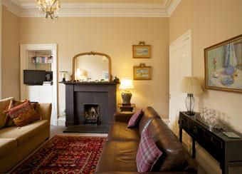 Self Catering Accommodation Leslie Place Stockbridge Edinburgh
